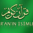 Allah (celle celaluhu) kelamı olan Kuran'ın bir çok isimleri vardır. Ayetlere istinaden Kuran'i Kerim'in bir çok isimleri zikredilebilir. Bu isimleri şöylece sıralayabiliriz. 1-Kur-an'i Kerim 2-Kitab 3-Kelamu'llah 4-Ümmü'l Kitab 5-Hablu'llah 6-Ruh […]