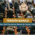 Bu gece itibarıyla Ramazân-ı Şerîf Ayı'nın ilk Terâvîh namazını edâ edeceğiz inşâAllâh. Terâvîh namazı, Ramazân-ı Şerîf Ayı'na mahsûs bir gece namazıdır. Bu namazı, senenin tamamında kılınan 'Teheccüd Namazı' olarak değerlendirebilmek; […]