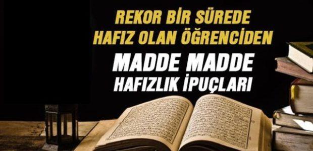 Bismillah. İşte benim ipuçlarıyla özetlenmiş Kur'an hikâyem. Her şeyden önce, elhamdülillah… elhamdülillah… Allah, beni bu büyük sorumluluk ve muhteşem hediye ile şereflendirdi.. Elhamdülillah… Ve benim O'ndan naçizane iki isteğim var: […]